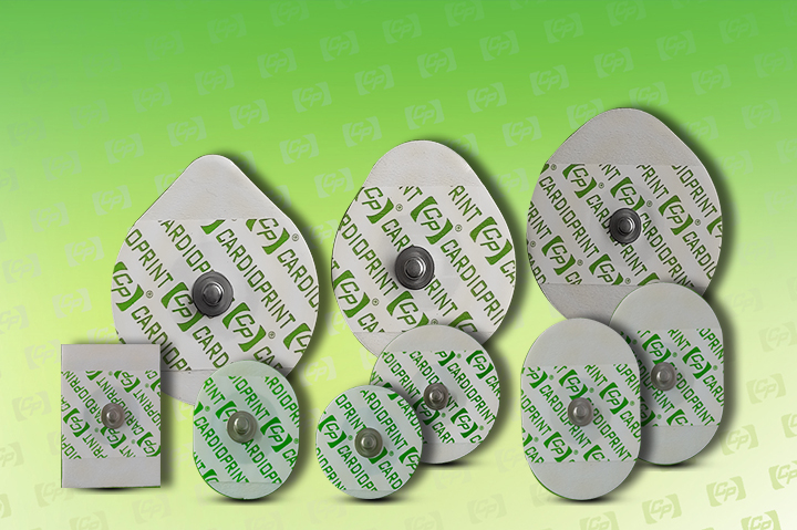 Cardioprint Disposable ECG Electrodes