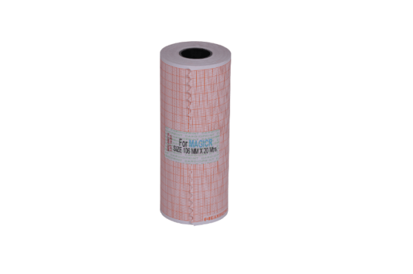 ECG roll 108mm x 23m